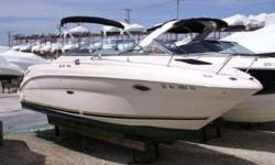 2005 Sea Ray Weekender (Turnkey!) ***FOR QUESTIONS OR AN APPOINTMENT CONTACT