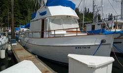 """1971 36' Classic Grand Banks in """"Bristol Condtion"""", inside&out. Interior Completly refinished, new headliner,floors cabinetry. Major rewire upgrade.Always covered by her Chris Lowman Covers. Her decks&house are in excellent condition. Current good survey"""