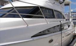 2007 Meridian 459 MOTOR YACHT Cloud Eight is Professionally Maintained on a Monthly Basis, Upgraded 380 Cummins Diesels with only 190 Hours. ( KVH ) Digital Satellite Receiver with Northstar Color GPS / Radar Combo. Cloud Eight has just been Professional