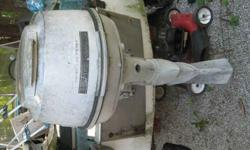 parting out a 1964/65 ski boat . motor runs great , but hasnt been started since last year. Have many other parts to sell off this classic . Call 812-493-2395 Thanks for lookingListing originally posted at http