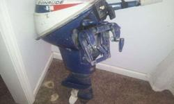 9.5 horsepower boat motor in good condition $375.00 785-408-0834Listing originally posted at http