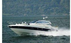 An outstanding example of Cranchi?s unique style and special attention to detail. Don?t miss this rare opportunity to purchase this 47' Cranchi HT at a fraction of the price! She is easy to see seven days a week. Schedule an appointment today, call or