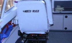 2007northriver seahawk21 feet with offshore bracket ( 24 feet oal )150 yamaha four stroke ( 260hrs) with seastar hydraulic steeringpower trim and lift8 horsepower yamaha 4stroke ( 100hrs) 2 way remote steeringpower trim and liftfull top with drop down