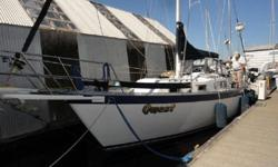 Significant price-drop, just in time for your SUMMER CRUISE! down $10k... owner not anymore actively cruising, so realizes it should go NOW to next adventurer! This boat has ALL the gear for long-distance proper voyaging... she's got a perfect