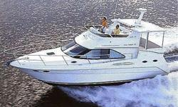 MORE PHOTOS AND DETAILS AT: www.BallastPointYachts.com37' Sea Ray 370 Aft Cabin For Sale in San Diego. One-owner boat purchased for entertaining clients, but hardly ever used. Only 165 hours on the engines. Many accessories never used and some in their