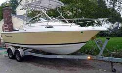2007 Pro-Line 21 If your looking to go out fishing and have a great time this boat will take you there. Has a lot of nice features. Please submit any and ALL offers - your offer may be accepted! Submit your offer today! We encourage all buyers to schedule
