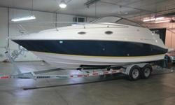 "2005 REGAL 2665/26 FT. ""LIKE NEW ,WELL KEPT/CLEAN,WITH ALL THE TOYS GIVE AWAY PRICE $38500 CALL 605-201-2109 CHRIS QUINN"
