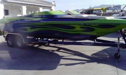 2004 24' Ultra Stealth, Mid Cabin, Merc 496/Custom Grapics, Bimini Top, High Dollar Stereo, Lots of extras. This boat is great, For more info Call. 562-253-4072 Lonnie Or office 928-453-2300