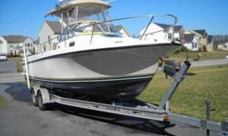 2001 Shamrock WAC (New Power in 2007!) *** CONTACT THE OWNER OF THIS BOAT