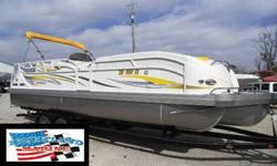 2007 JC Mfg. 266 Tritoon For Sale by First Phase Marine - Sunrise Beach, Missouri Exterior Color
