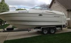 2005 Monterey CR 250 (27' LOA) Loaded with