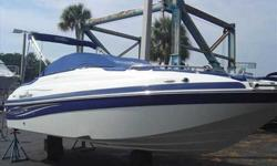 2011 Nautic Star 232 NAUTIC BAY ACCOMMODATIONS This 2011 Nautic Star 232 DC has only 27 hours! Powered by MerCruiser 5.0 MPI 260 HP Alpha I Stern Drive. This has everything you are looking for in a high quality sport deck boat. Comfort features such as