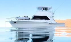 39' Riviera 2000 Flybridge For Sale in San Diego. View More Details and Photos at: www.BallastPointYachts.comThis 39' Riviera is well equipped for west coast boating with a long list of fishing and cruising upgrades including the preferred Cummins 430 HP