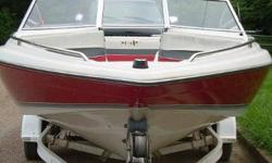 1991 Starcraft Eurostar Ski Boat.... 305 V8 Mercruiser engine that runs great.... The only thing this boat needs is a little uposltery work.... Contact me by email at (click to respond) I am located in Vicksburg, MS.... Listing originally posted at http