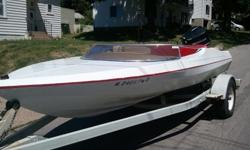 73 Weirt. 90hp Evinrude. Runs great. Good on gas. Water ready. 563-212-8574