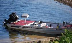 Trade or sell for Fiberglass type of boat. Has to have bigger depth for salt water fishing. No junk. Center console type would be great. No bass boats or bow riders. My boat is a 1986 one owner Polar Craft 17 ' with a 1996 mercury 40hp with trim new