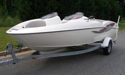 2001 YAMAHA LS2000 Large and Powerful!20 Foot Boat, Twin 135 hp 3 Cylinder Engines Pushing A Total 270 Horsepower, Seats 7 Adults, Galvanized Trailer Is Included. Great For Pulling Skiers, Wakeboards Or Tubes. Boat Has 2 Batteries And Battery Perko