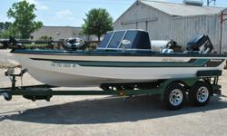 1994 RANGER 692C FISHERMAN SERIES BOAT1994 MERCURY 150 2.5 LITRE XRI (ELECTRONIC FUEL INJECTION)MINN KOTA COPILOT POWER DRIVE TROLLING MOTOR (74 LB THRUST)BACKWATER TRAILER DUAL TANDEM AXLE1994 RANGER 692C