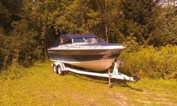 Selling my favorite toy. As you can see this boat is in great condition. Literally turn-key. Registered to 2014. I've been using it all summer. Powerful 5.8L Cobra engine, which will easily pull an adult skier out of the water. Also great for pulling a
