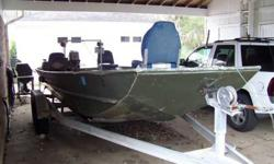 For sale is a 19 feet. Lowe Husky Jon with 60 horsepower Mercury Mariner and dual axel trailer. Great open boat for flounder fishing. Motor has stainless propeller. 3 anchors. Portable lamps. Call for more information 281-331-8991 or 281-797-1972Listing