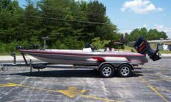 GET READY TO CATCH THE BIG ONE !!!! 2004 SKEETER ZX 225 BASS BOAT,20FT LENGTH,225 YAMAHA V-MAX FUEL INJECTED ENGINE,TEMPEST STAINLESS PROP,SLIDEMASTER JACK PLATE,PRO SERIES 3 BANK PRO ON BOARD CHARGER,4 BATTERIES,MINN KOTA 36 VOLT MAXXUM PRO TROLLING