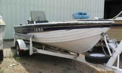 1988 16 ft Crestliner with a 1988 75 h.p Mariner motor. For more info on this boat contact us at (click to respond) or 605-940-1478Listing originally posted at http