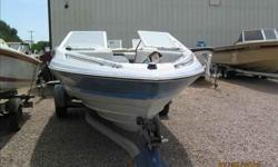 1989 18 ft Bayliner with an OMC motor. For more info on this boat contact us at (click to respond) or 605-940-1478Listing originally posted at http