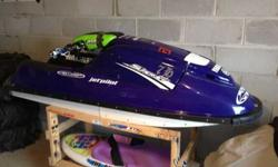 2001 Yamaha Superjet for sale. Machine runs great, I just haven't had the time to ride it as much as I would like to. A FEW MODIFICATIONS