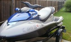 2003 Polaris MSX 140 Jetski. The Ski has 126.8 hours on it and runs great and can get up to 68 mph on a smooth lake. Also included in the price is a dual seater towable, sand bag anchor, mooring line, and towing line. Basically getting rid of the whole