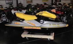 2002 Sea Doo XP, 951 Engine. Seats 2, Perfect Condition. 3650.00 407-383-1905 Powerplay Motorsports