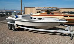 Mechanic?s Special - 200 HP Suzuki Outboard Engine Doesn?t Currently Run (No Worries Though, We Also Sell Paddles), SS Prop, Bimini Top, Center Console, Fish Finder, Sun Deck, Open Bow and Tandem Axle Trailer. 800-488-0258 More PICS here