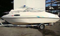1995 Sea Pro Citation 19.6 Cuddy Cabin, EZ Loader Galv. Trailer, 130 HP Volvo I/O, Runs great. A clean boat for little money.............Sale Price $3,995.00 Call Phil 305-491-6788