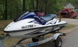 Im selling or trading my 2001 yamaha gp1200r racing jetski its very fast 165hp goes over 74mph its like new runs perfect. Just. Had carbs cleaned $400 new gel battery $220...has 120hrs on body and 27 hrs on rebuilt engine $2,200. Also comes on a aluminum