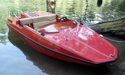 """CRAZY CHEAP FALL QUICK-SALE PRICE - ACT FAST!1988 Ultranautics Jetstar Deluxe12 ft. 6 inchIncludes trailer.Great """"MUST SEE"""" condition.Email me to buy it. Price just reduced from $5,999"""