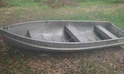 Used 12 ft. Aluminum Boat. Good Condition!!! $400 or best offer. Customer Pick Up Only!!!