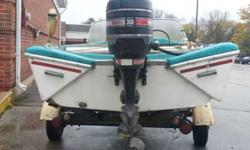 Smooth running 1968 Mercury 35 HORSEPOWER Outboard with controls. Why spend thousands on new when a well maintained engine will do? Please give Ken a call or text should you have any questions. 414-405-2957Listing originally posted at http