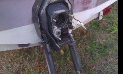 1988 alpha one gen 1, $400 trim pistons included, 508-472-7269Listing originally posted at http