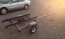 1991 Continental Galvinized Jet Ski Trailer. Perfect condition. 540-556-2762Listing originally posted at http