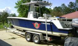 25' Center Console Contender Boat Saltwater Fishing Twin Yamaha 200 Motors Reasonable offers considered