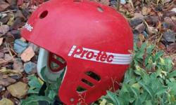7 rafting helmets$40 takes all 7914-0533Listing originally posted at http