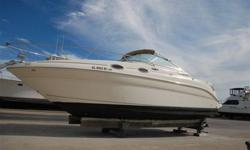 2004 Sea Ray 260 SUNDANCER CALL 251-599-4749 FOR MORE INFO! This 260 Dancer is r...Listing originally posted at http