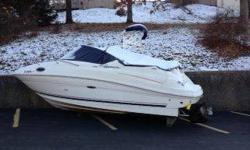 2007 Sea Ray 240 SUNDANCER For more information please call