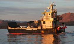 LCM-6, Landing Craft 56' located in Kodiak, AK. Interested parties please call 305-898-3223. Vessel has undergone extensive refit and structural repairs. There is a steel hull with insulated aluminum house. Well deck frames, deck and bottom less than ten