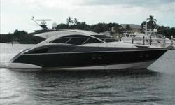 2008 Marquis 40 SPORT COUPE This stylish Euro designed express yacht is a collaborated result of the Italian Naval Architectural firm Nuvolari-Lenard and the US based builder Marquis Yachts. The open air salon coupled with a targa styled sunroof and