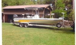 Skeeter Boat for sale - like new Garaged and in excellent condition. 53 HOURS Boat Model