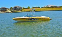 2003 yellow Mastercraft x30 wakeboard edition. One owner boat. Very clean. If you are interested email me at (click to respond) or call me at.Listing originally posted at http