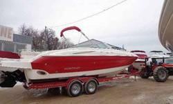 2006 Monterey 268 SS 29'Bow Rider For Sale by Heartland Marine Boat Sales - Sunrise Beach, Missouri Exterior Color