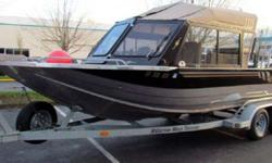 I HAVE OWNED THIS BOAT FOR THE LAST YEAR AND NOW ITS TIME TO SELL. THIS BOAT IS OVER 80K NEW NOW. SAVE BIG BUYING ALMOST NEW...IT IS A 2006 CUSTOM WELD STORM WITH UNDER 140 HOURS. CLEAR TITLE, NO DAMAGE, UPGRADED 383 KODIAK ENGINE, LOWRENCE FISH FINDER,