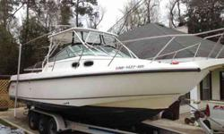2001 Boston Whaler (230 Hours!) FOR QUESTIONS CONTACT