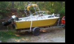 io have a 1969 sea craft boat with a 65 horse johnson engine on it the engine is the older better style, it has a trailer that comes with it, clean title to both. giove me a call or gtext, price is nogotitable, 765 465 2140Listing originally posted at